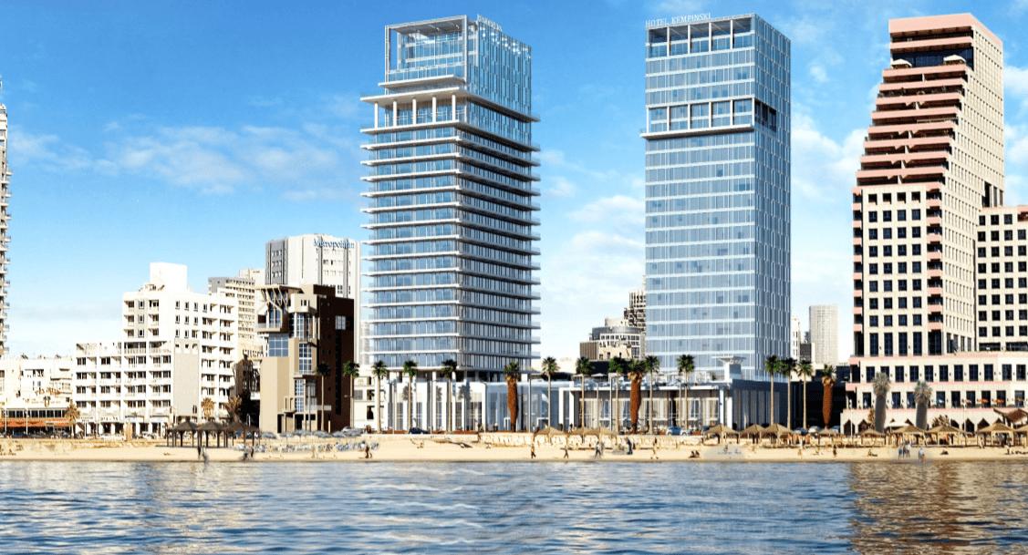шикарные квартиры в Тель Авиве